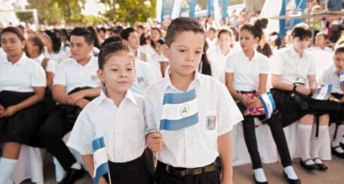 Años escolar,Escuelas,educación,Nicaragua