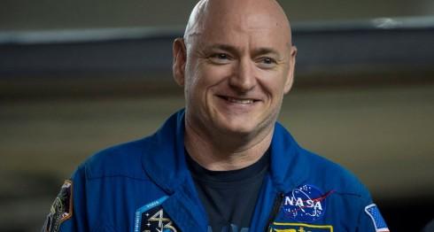 Scott Kelly, Nasa