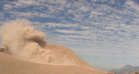 Telica, Nicaragua, volcán Telica