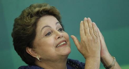 Dilma Rousseff, Senado