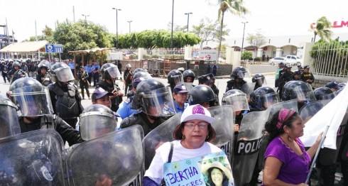 Nicaragua, día internacional de la mujer, mujeres, marcha de mujeres, 8 de marzo