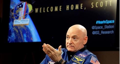 Scott Kelly, NASA, astronauta,