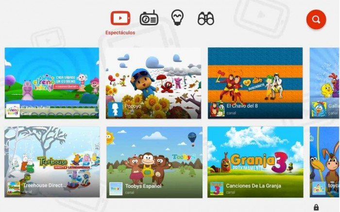 Resultado de imagen de Google lanza en Centroamérica su plataforma para niños YouTube Kids