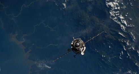 Estación Espacial Internacional, espacio, ISS,