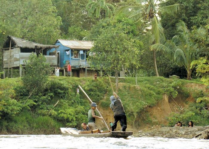 La demanda de demarcación de las tierras indígenas fue presentada desde hace diez años por el Gobierno Comunal Creole de Bluefields. LA PRENSA/LISSA VILLAGRA