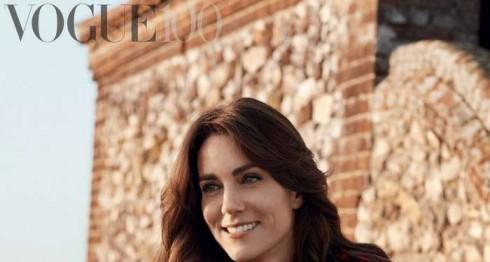 Kate Middleton. LA PRENSA/Agencias