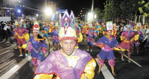 Carnaval Alegría por la vida 2016