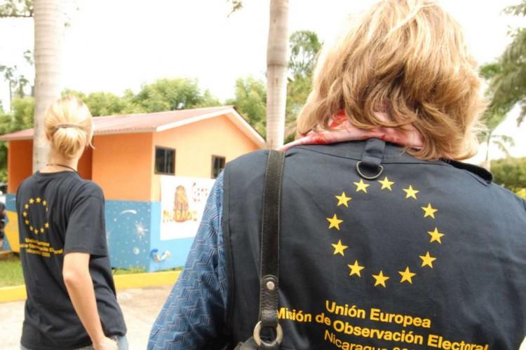 Unión Europea, Nicaragua, Elecciones, CSE