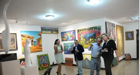 El Taller, nuevo sitio para exponer arte contemporáneo