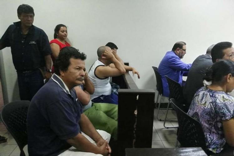 Migrantes, Nicaragua, tráfico