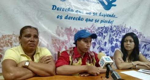 Policías, Punta Gorda, discapacidad