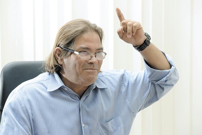 Luis Callejas, #EleccionesNi2016