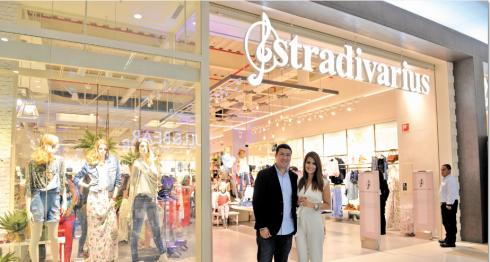 Stradivarius, Nueva Tienda, Galerías Santo Domingo