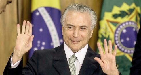 Brasil,Michel Temer
