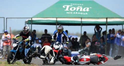 Eliézer Talavera, Motovelocidad, Motociclismo
