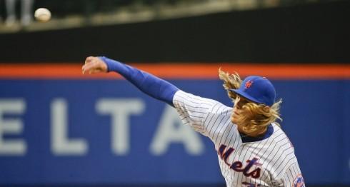Noah Syndergaard, MLB, Grandes Ligas, Beisbol