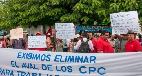 Miércoles de protesta, Nicaragua