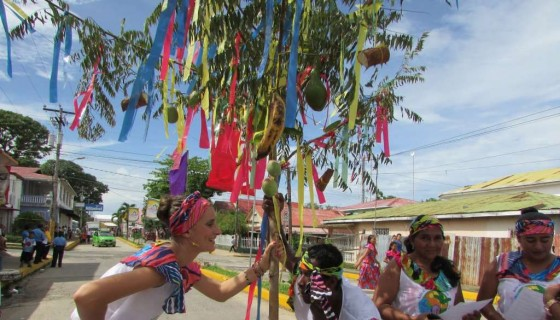 carnaval, MayoYa, Bluefields