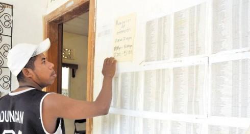 Padrón electoral, Nicaragua