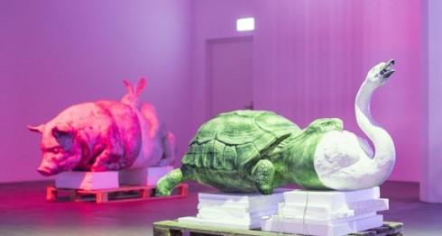 La bienal de arte contemporáneo Manifesta en Zúrich