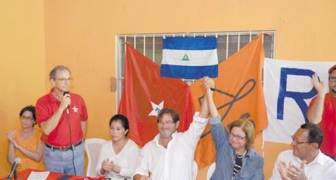 oposicion, Daniel Ortega
