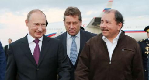 Gobierno Nicaragua Rusia