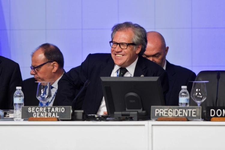 Nicaragua pide renuncia Almagro