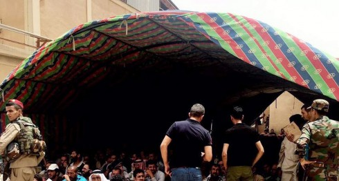yihadistas, civiles, Faluya, Estado Islámico