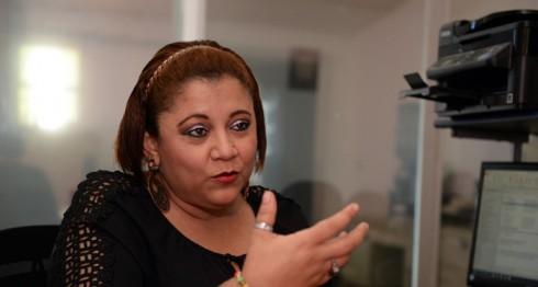 Arelys Cano. LA PRENSA/Maynor Valenzuela.