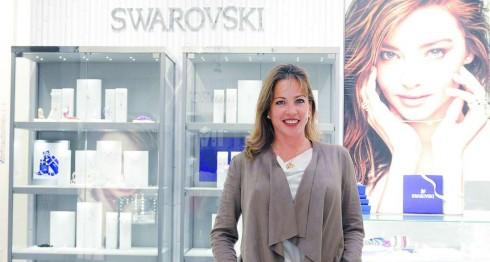 Swarovski, ventas, récords