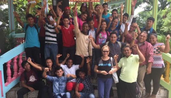 Nicaragua, Unicef Nicaragua