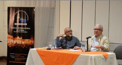 Erick Blandón habla de Beltrán Morales, su poesía y estética junto a Carlos Manuel Morales.