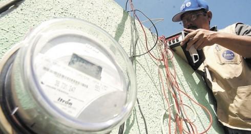 tarifa de energía, INE, Cámara de energía