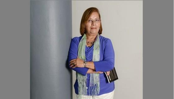 Poeta Vicky Toledo. LAPRENSA/MARNOR VALENZUELA