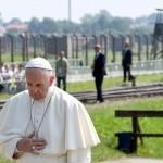 Auschwitz, Papa Francisco, Polonia