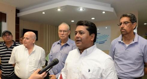 diputados PLI, CSE, Nicaragua