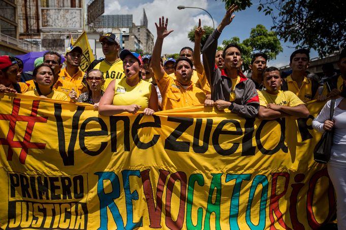 Venezuela, revocatorio, Nicolás Maduro