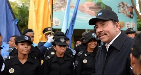 Daniel Ortega, Nicaragua, Libros Blancos, Ejército de Nicaragua