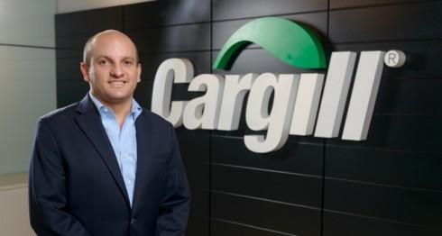 Xavier Vargas presidente Cargill Centroamérica
