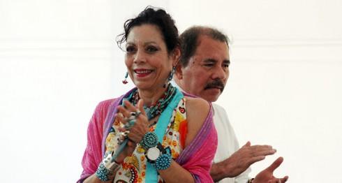 Rosario Murillo, Rosario Murillo Zambrana, Daniel Ortega