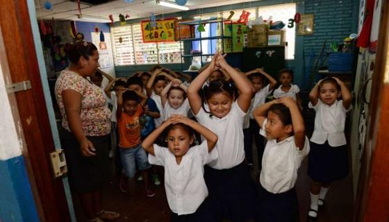 Nicaragua, educación, MIned, suspensión de clases, Desastres
