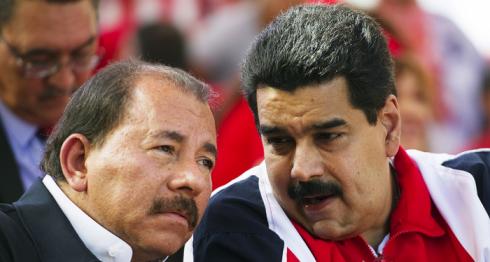 requisitos, Daniel Ortega, Nicolás Maduro