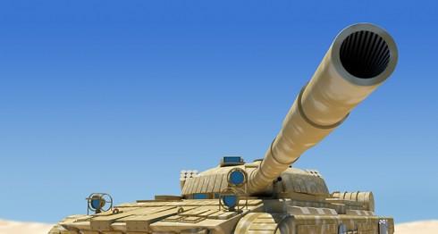 Tanques de combate