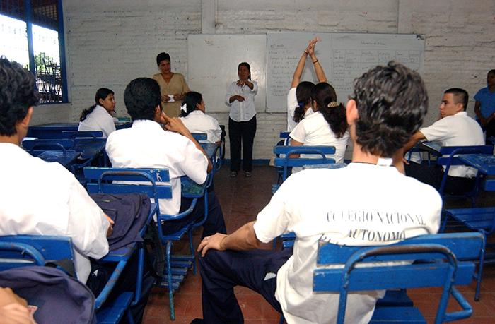 Según estudio Nicaragua no tiene políticas educativas.