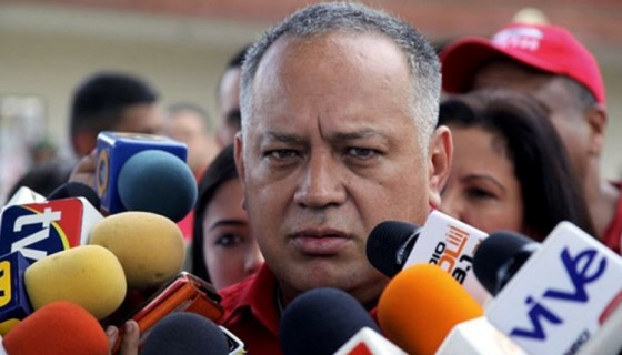 venezolanos, sanciones, Diosdado Cabello, Unión Europea