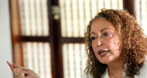 Mónica Baltodano. LA PRENSA/Uriel Molina.
