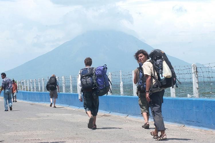 Nicaragua, turistas, turismo