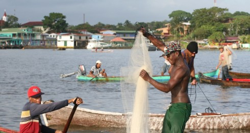 pesca artesanal, permisos indígenas, Nicaragua
