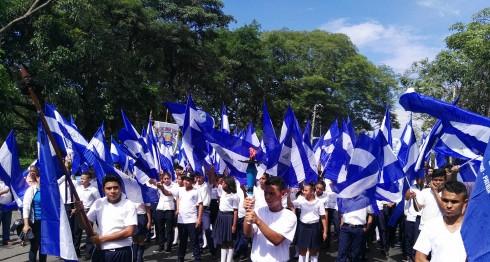 Fiestas Patrias, Nicaragua
