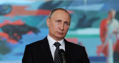 Vladimir Putin. LA PRENSA/EFE/EPA/MIKHAEL KLIMENTYEV / SPUTNIK / KREMLIN POOL